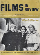 Films in Review Vol. XXXIII No. 2 Magazine