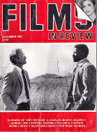 Films in Review Vol. XXXVIII No. 12 Magazine