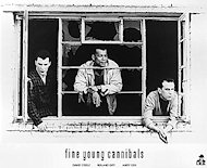 Fine Young Cannibals Promo Print