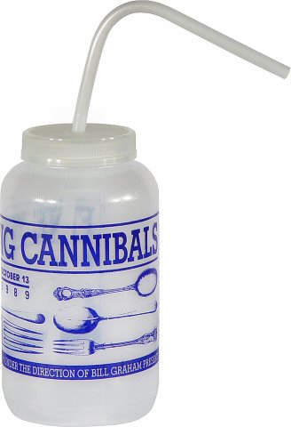 Fine Young Cannibals Water Bottle reverse side