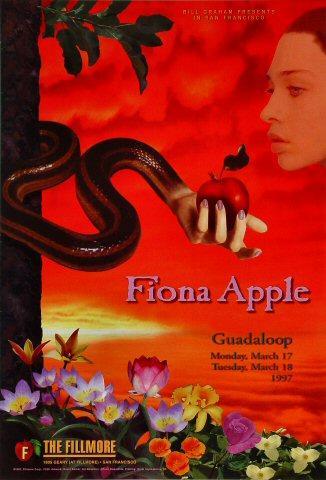 Fiona Apple Poster