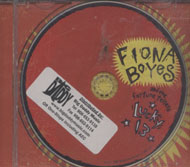 Fiona Boyes and the Fortune Tellers CD