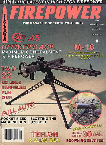 Firepower Vol. 2 No. 2 Magazine