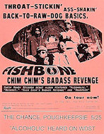 Fishbone Handbill