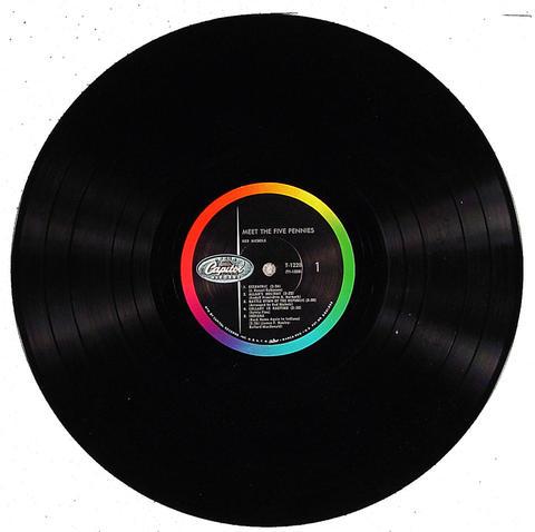 """Five Pennies Vinyl 12"""" (Used)"""