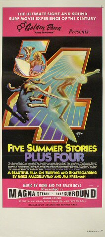 Five Summer Stories Plus Four Poster
