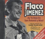 Flaco Jimenez CD