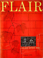 Flair Magazine August 1950 Magazine