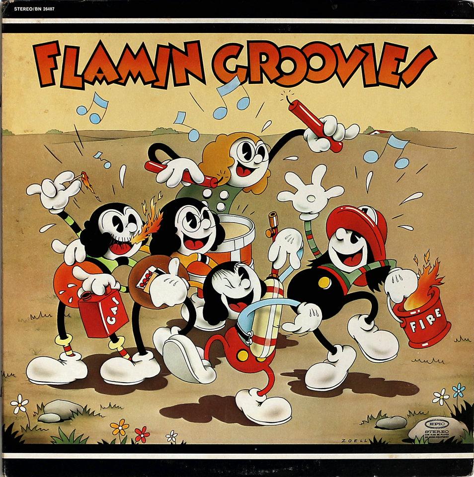 """Flamin' Groovies Vinyl 12"""" (Used)"""