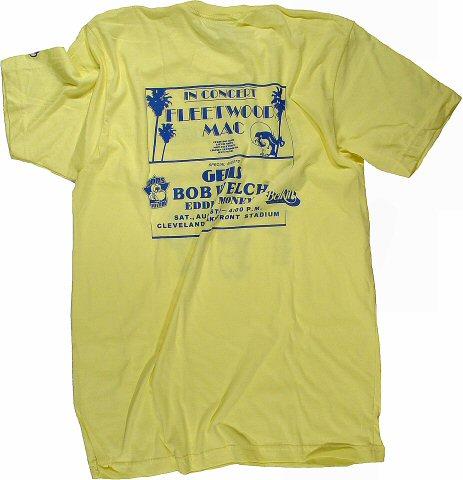 Fleetwood Mac Men's T-Shirt reverse side