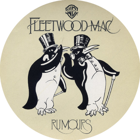 Fleetwood Mac Sticker