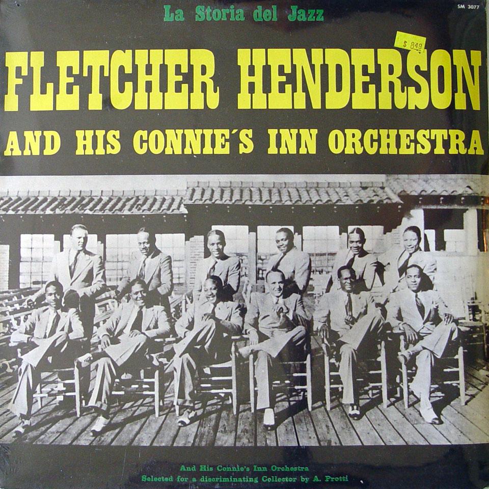 "Fletcher Henderson And His Connie's Inn Orchestra Vinyl 12"" (New)"