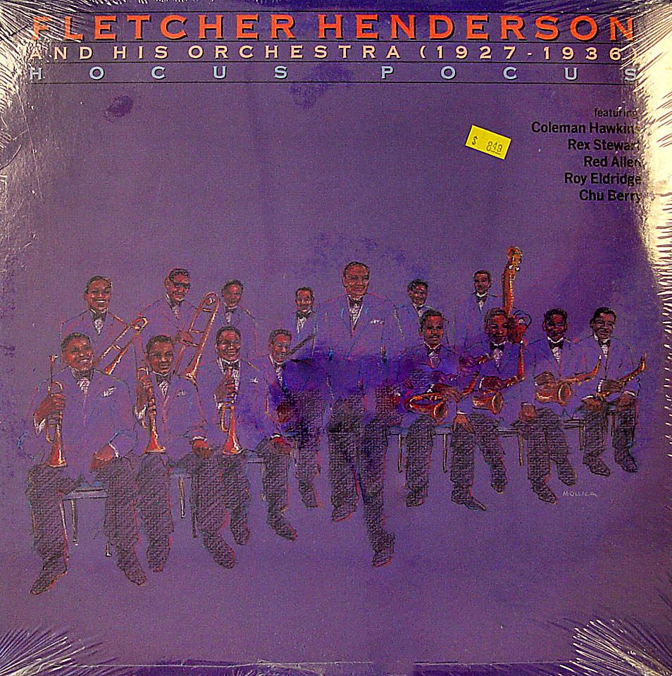 "Fletcher Henderson And His Orchestra (1927-1936) Vinyl 12"" (New)"
