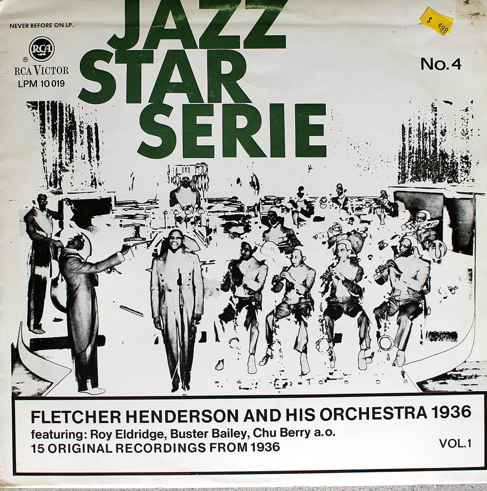 """Fletcher Henderson And His Orchestra Vinyl 12"""" (Used)"""