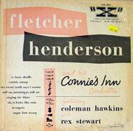 """Fletcher Henderson / Coleman Hawkins / Rex Stewart Vinyl 10"""" (Used)"""