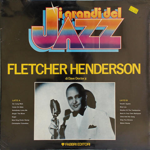 "Fletcher Henderson Vinyl 12"" (New)"
