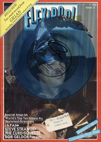 Flexipop! Issue 13 Magazine