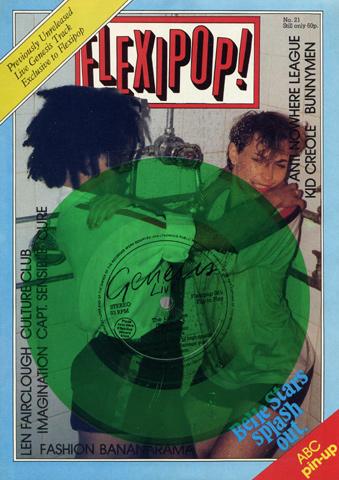 Flexipop! Issue 21 Magazine