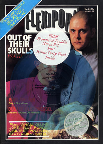 Flexipop! Issue 25 Magazine
