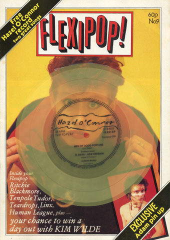 Flexipop! Issue 9