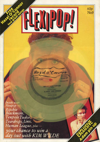 Flexipop! Issue 9 Magazine