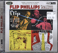 Flip Phillips CD
