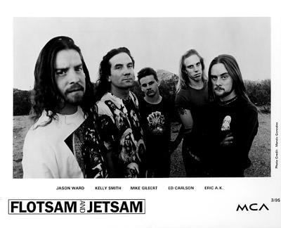 Flotsam and Jetsam Promo Print