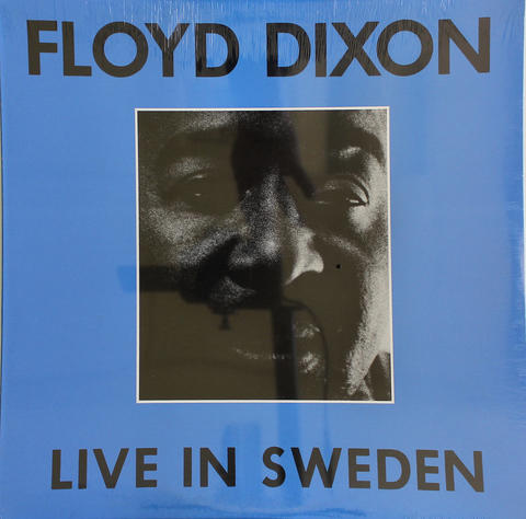 """Floyd Dixon Vinyl 12"""" (New)"""