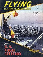 Flying and Popular Aviation Vol. XXX No. 1 Magazine