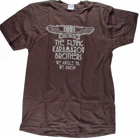 Flying Karamazov Brothers Women's T-Shirt