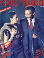 Focus On Fashion Magazine Premier Issue December 1979 Magazine