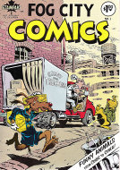 Fog City Comics #1 Comic Book