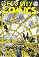 Fog City Comics #3 Comic Book