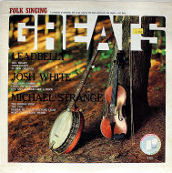 "Folk Singing Greats Vinyl 12"" (Used)"