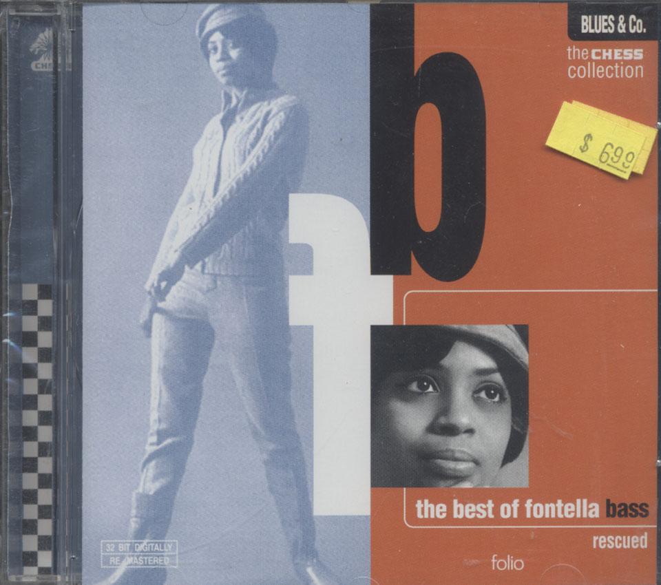 Fontella Bass CD