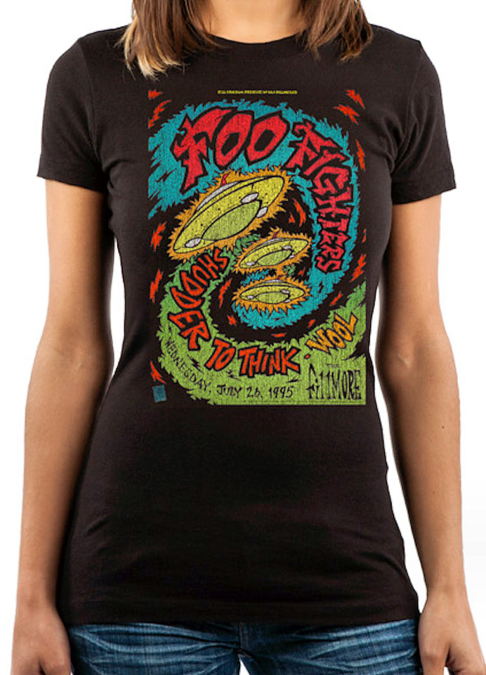 Foo Fighters Women's T-Shirt