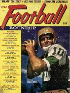 Football Roundup Vol. 4 No. 1 Magazine