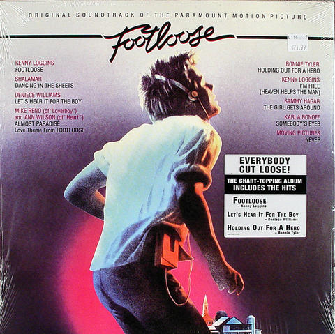 "Footloose Vinyl 12"" (New)"