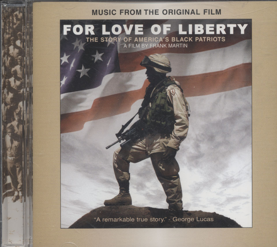 For Love Of Liberty CD