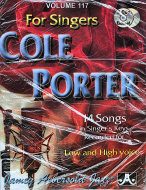 For Singers: Cole Porter Volume 117 Book