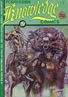 Forbidden Knowledge No. 1 Comic Book