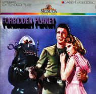 Forbidden Planet Laserdisc