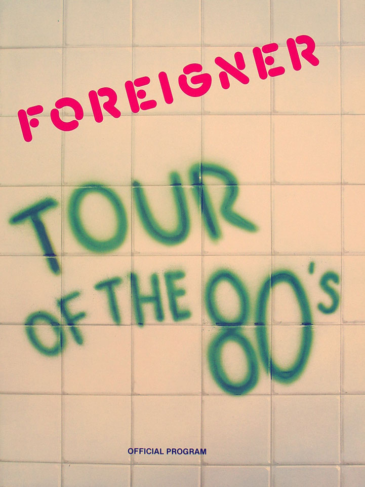 Foreigner Program