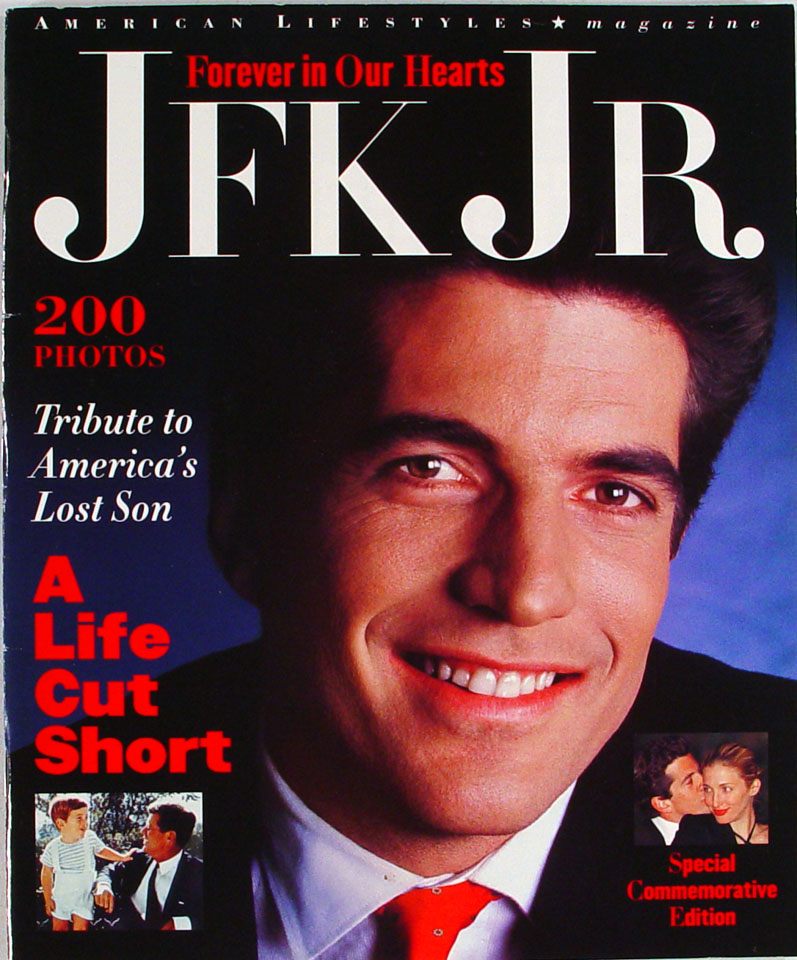 Forever In Our Hearts JFK Jr.