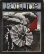 Fortune Magazine Vol. XX No. 2 Magazine