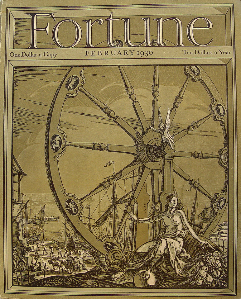 Fortune Vol. 1 No. 1