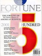 Fortune Vol. 143 No. 8 Magazine