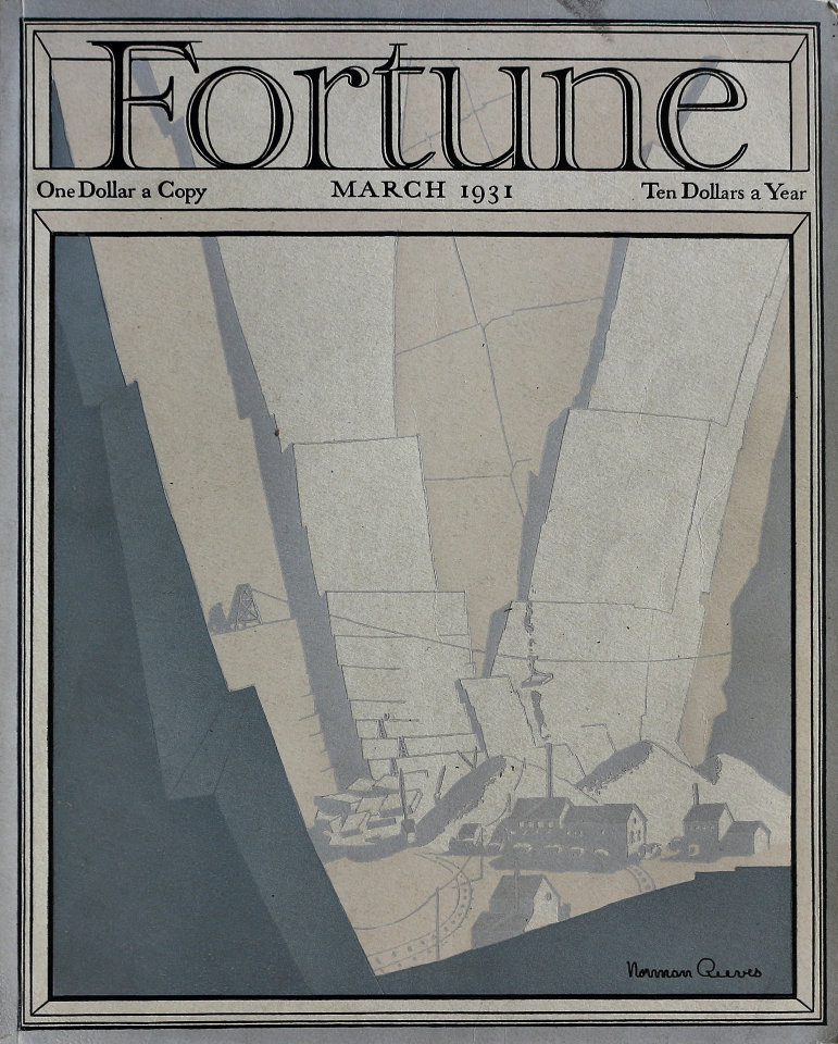 Fortune Vol. 3 No. 3