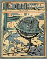 Fortune Vol. III No. 5 Magazine