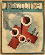 Fortune Vol. V No. 2 Magazine